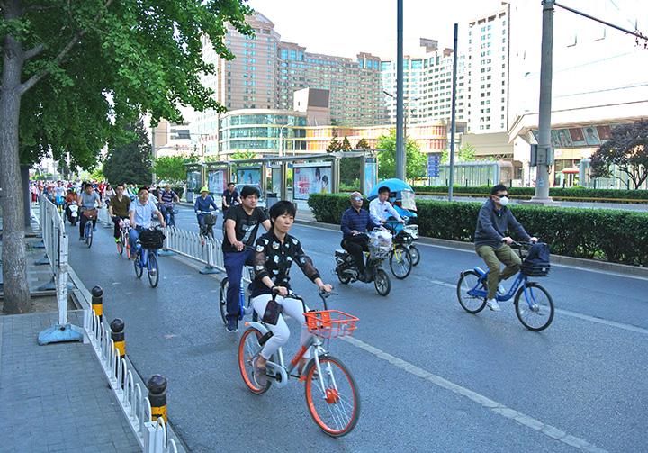 BikeLaneBeijing