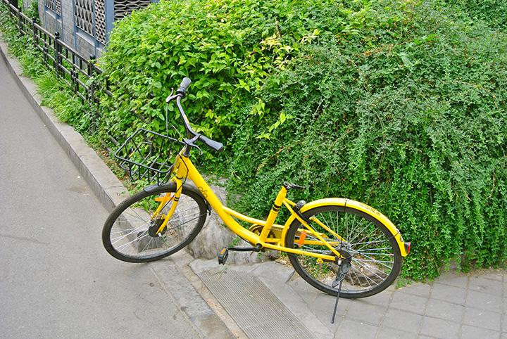 BikesTheft
