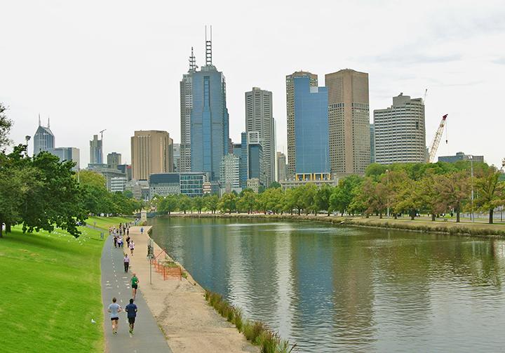 CBDRunning_Melbourne