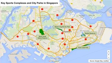 SingaporeMap_SportsComplexesCityParks_Article