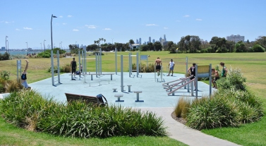 Outdoor Gym Melbourne